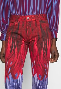 Just Cavalli - Jeans Tapered Fit - red