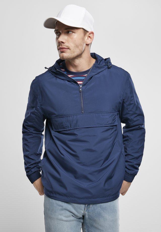 BASIC - Windbreaker - darkblue