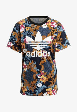 Camiseta estampada - multicolor