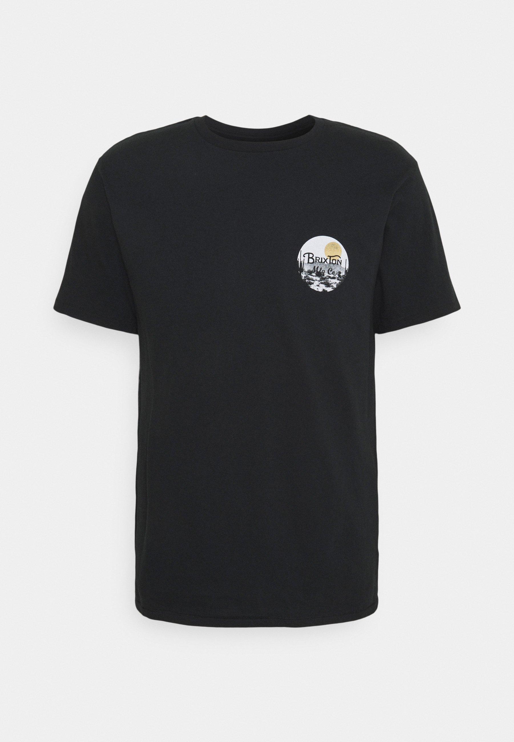 Men WHEELER - Print T-shirt