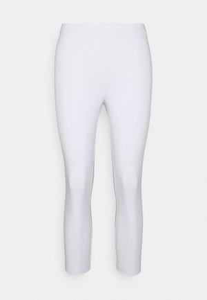 CORE COOL - Leggings - Trousers - white