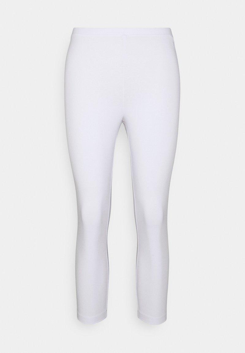 Esprit - CORE COOL - Leggings - Trousers - white