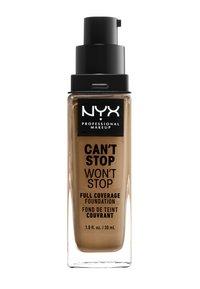 Nyx Professional Makeup - CAN'T STOP WON'T STOP FOUNDATION - Fondotinta - 14 golden honey - 1