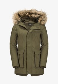 Jack Wolfskin - ELK ISLAND 3IN1 - Winter coat - burnt olive - 0