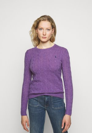 JULIANNA  - Jumper - atlantis purple