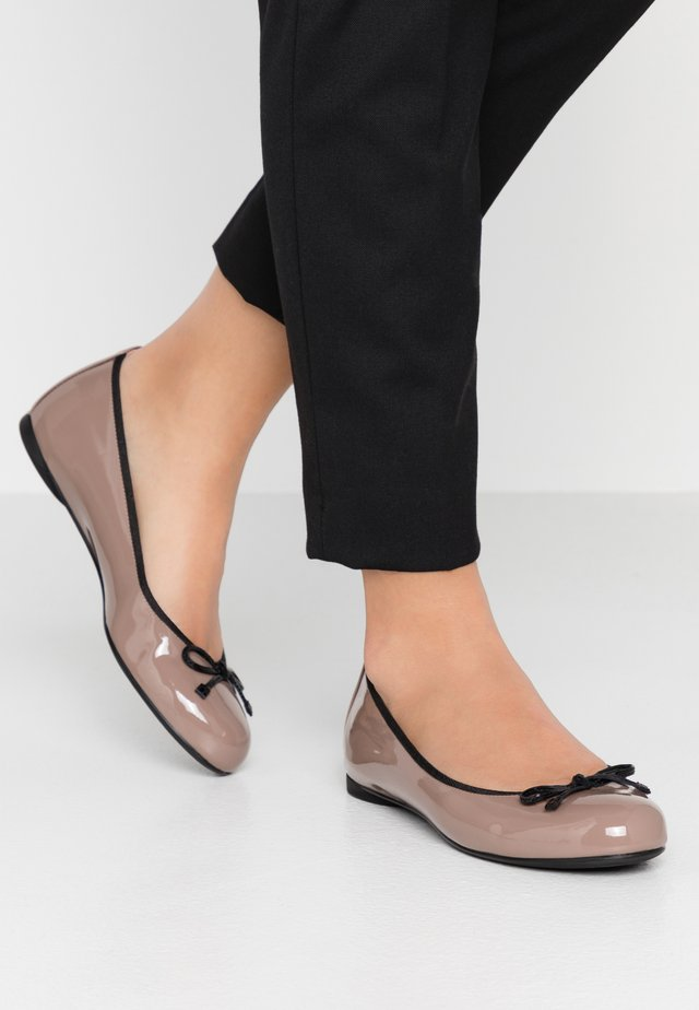 ADRIANA - Ballet pumps - shade