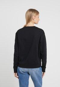 HUGO - NICCI - Sweatshirt - black - 2