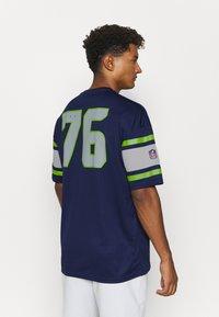Fanatics - NFL SEATTLE SEAHAWKS ICONIC FRANCHISE SUPPORTERS - Club wear - navy - 2
