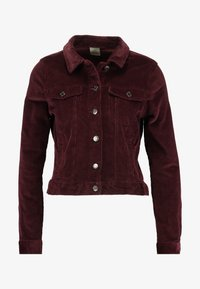 Vero Moda - VMSOYA SLIM JACKET - Summer jacket - port royale - 3