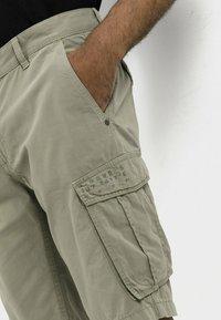 camel active - REGULAR FIT - Shorts - khaki - 3