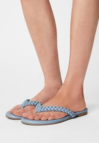 Steve Madden - NIBBLE - T-bar sandals - sky blue - 0