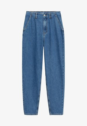 Relaxed fit jeans - middenblauw