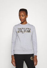 Versace Jeans Couture - Sweater - grey/gold - 0