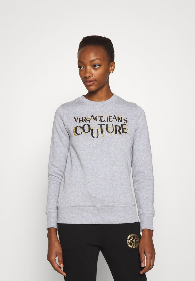 Versace Jeans Couture - Sweater - grey/gold