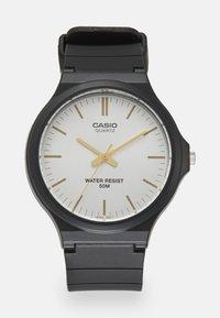 Casio - UNISEX - Watch - black/silver-coloured - 0