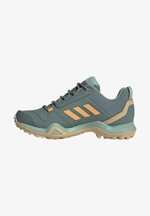 TERREX AX3 WANDERSCHUH - Hiking shoes - green