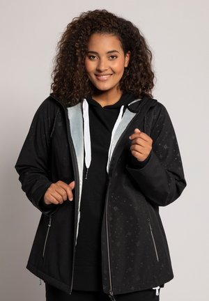 Outdoor jacket - zwart