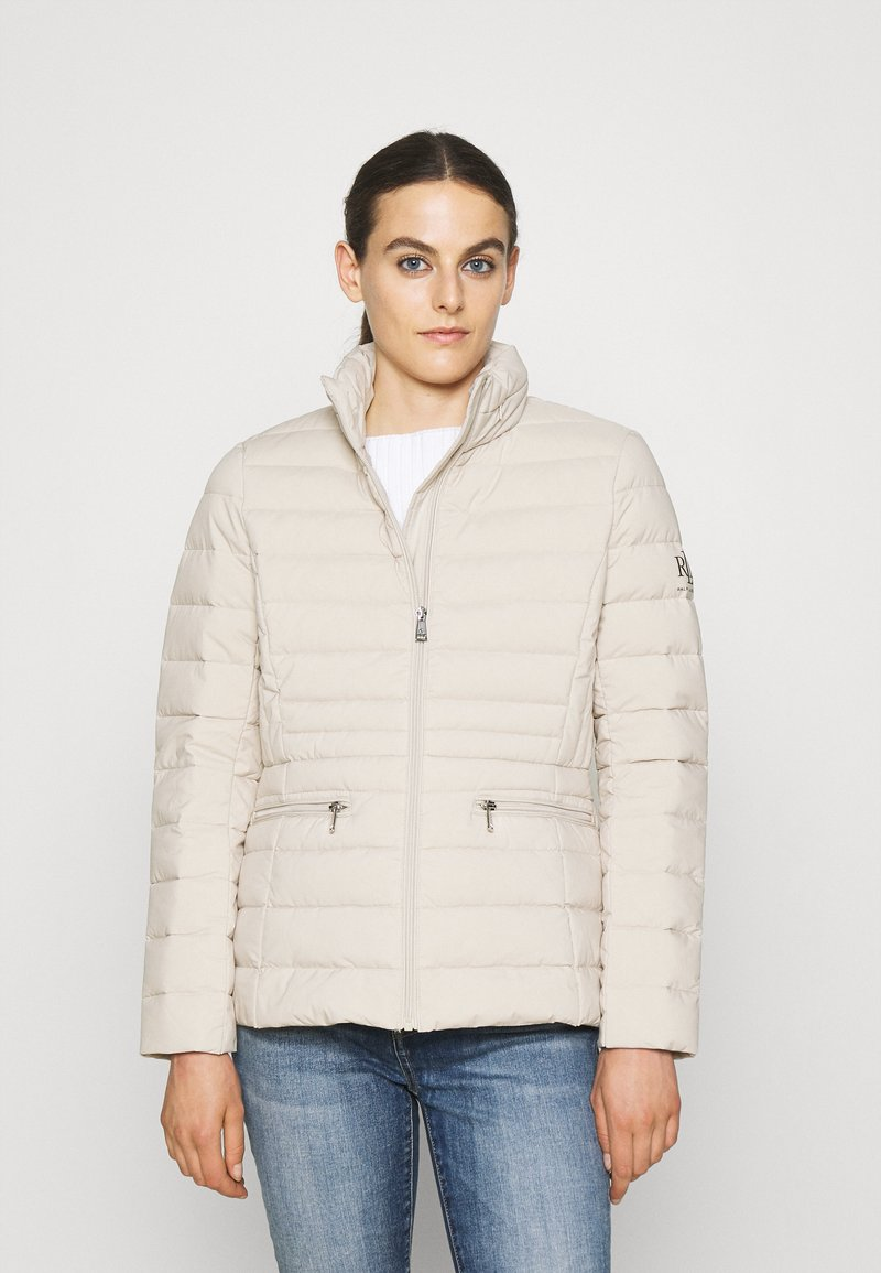 Lauren Ralph Lauren - INSULATED - Down jacket - beige