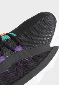 adidas Performance - DAME 6 SHOES - Koripallokengät - black - 6