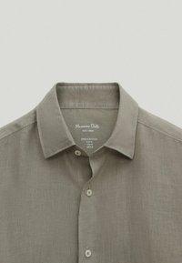 Massimo Dutti - Shirt - grey - 5
