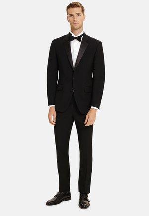 LANCEWOOD SLIM FIT 2 BOUTTON - Suit - black