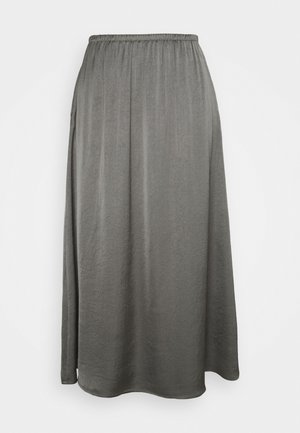 WIDLAND - A-line skirt - metal