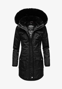 Navahoo - Winter coat - black - 0