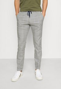 Tommy Hilfiger - Trousers - antique silver - 0