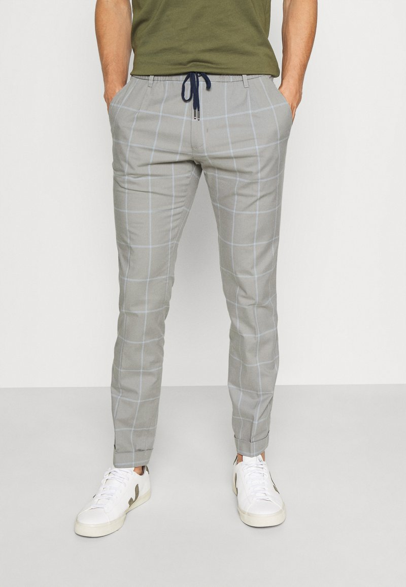 Tommy Hilfiger - Trousers - antique silver