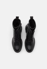 Dune London - PARQUE  - Platform ankle boots - black - 5