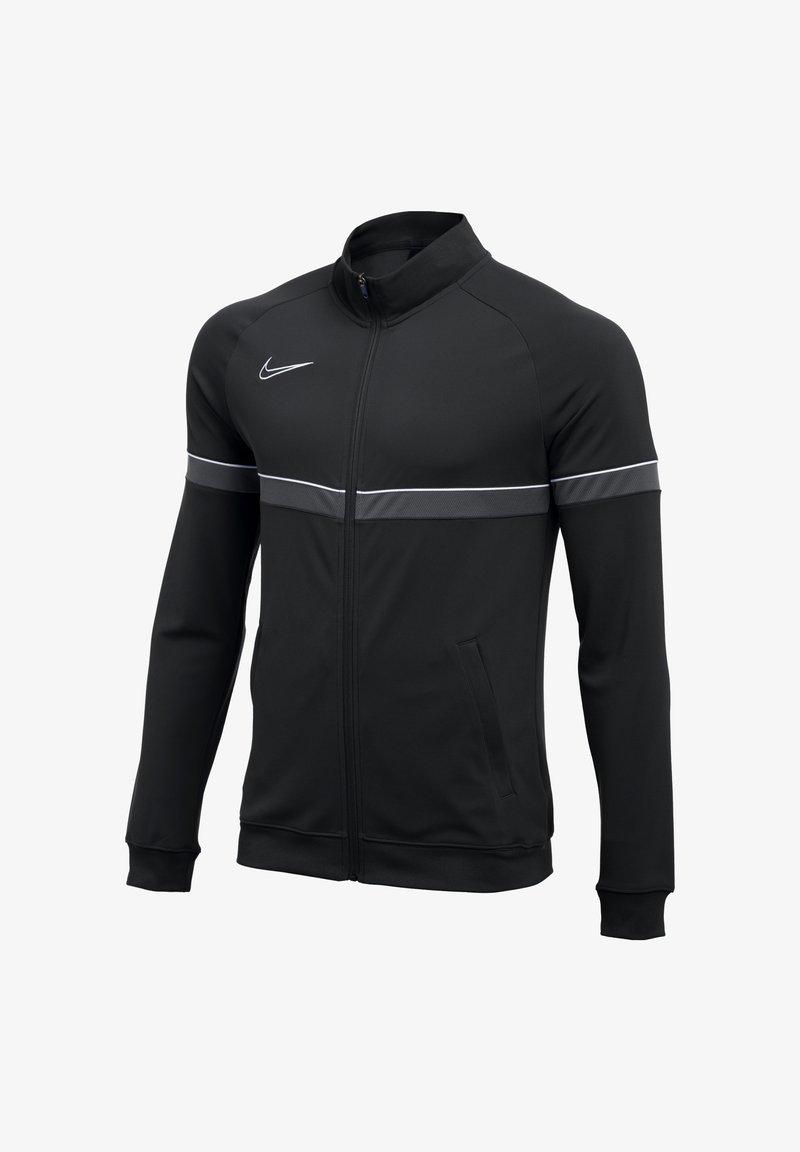 Nike Performance - FUSSBALL - ACADEMY - Training jacket - schwarzweissgrau