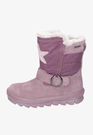STIEFEL FLAVIA - Winter boots - lila