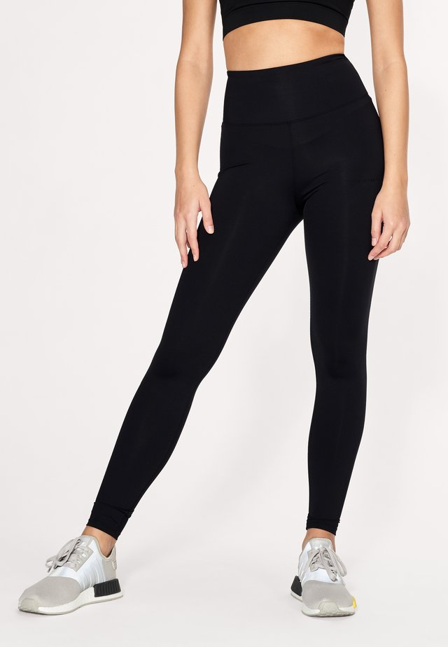 SHAPE HIGH WAIST T - Legging - black