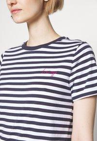 HUGO - THE SLIM TEE - Print T-shirt - open miscellaneous - 5