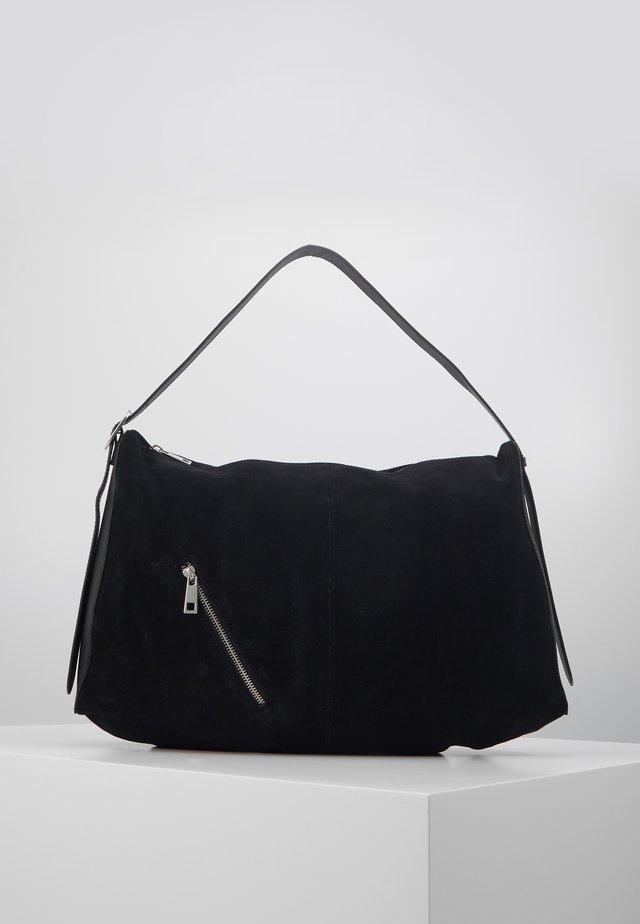 BIGSU BARROL BAG - Velká kabelka - black