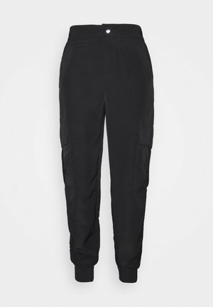 ONLDAPH TRACK PANT - Trousers - black