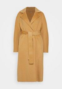 Marc Cain - Classic coat - mink - 0