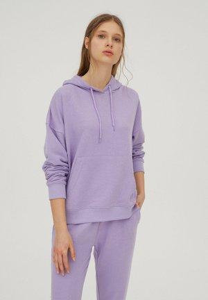 Hoodie - purple