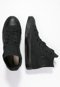 Converse - CHUCK TAYLOR ALL STAR HI - Sneaker high - noir - 1
