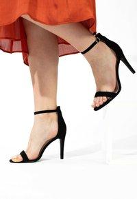 Celena - High heeled sandals - black - 1
