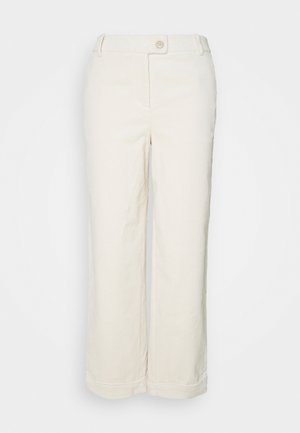 CELLI - Pantalon classique - cloudy cream