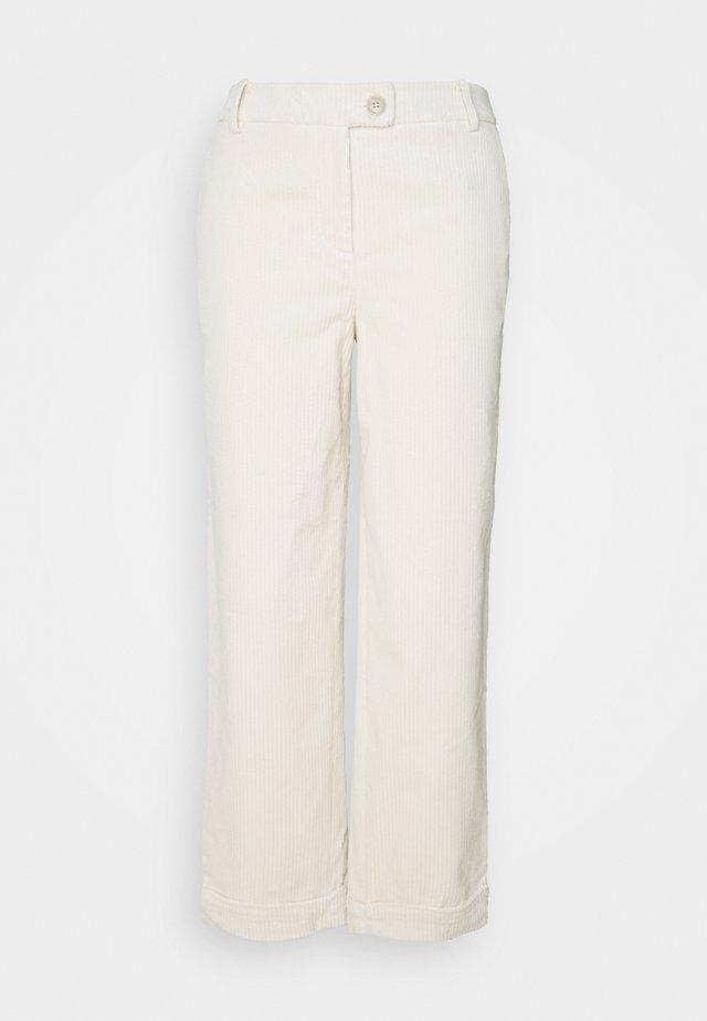 CELLI - Pantalones - cloudy cream