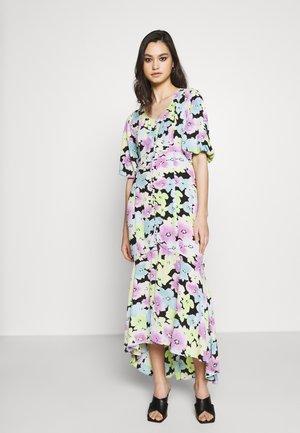 THE FISHTAIL DRESS - Maxi dress - multicolor