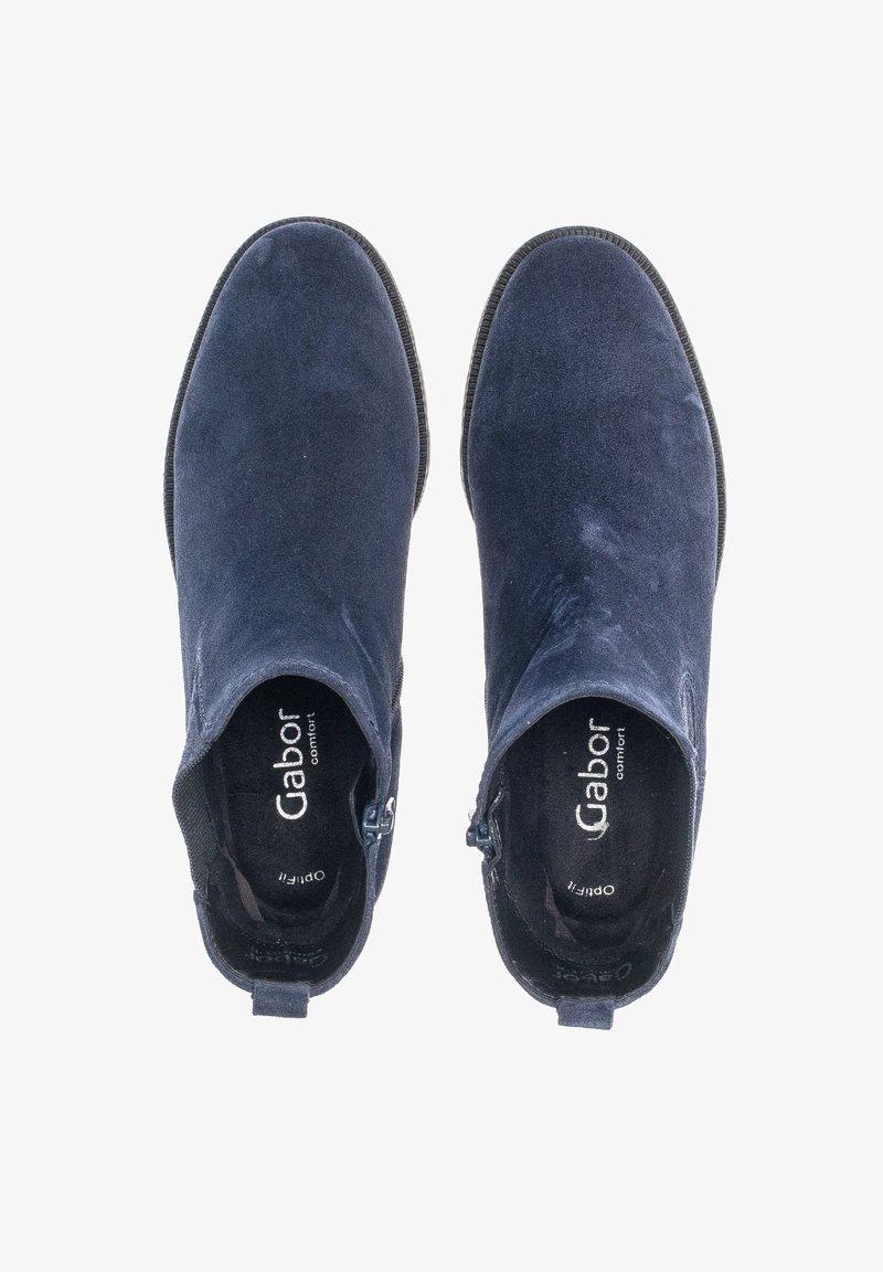 Gabor - Ankle boots - blau