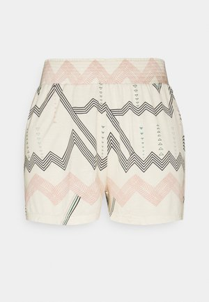 LAS NATIVE SHORTS - Pyjama bottoms - light beige