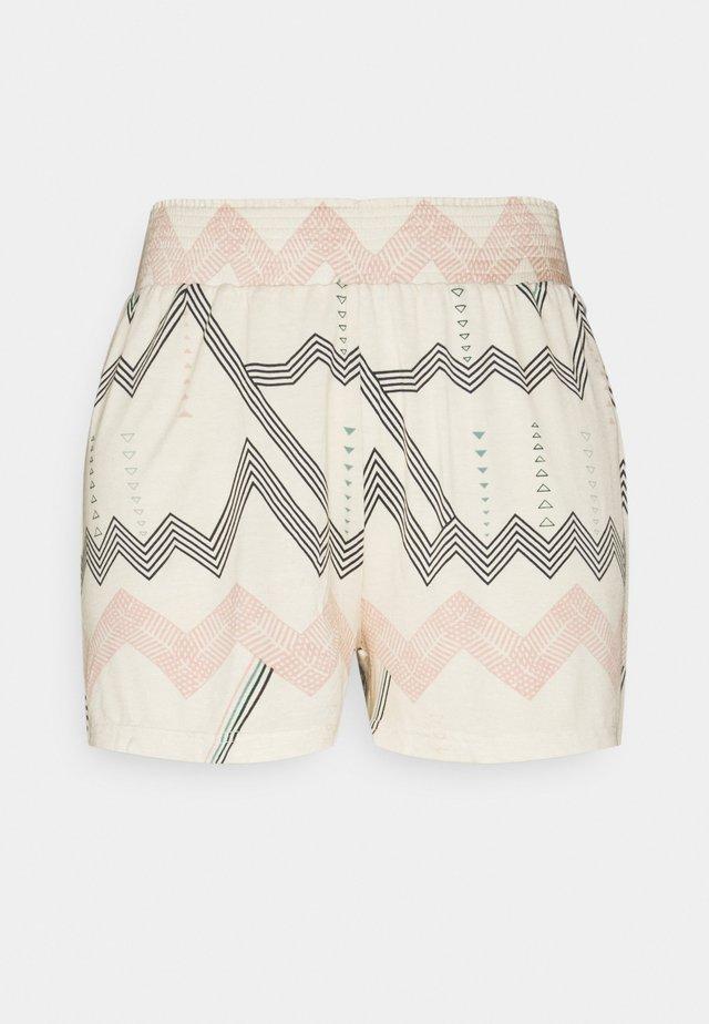LAS NATIVE SHORTS - Pyjamabroek - light beige
