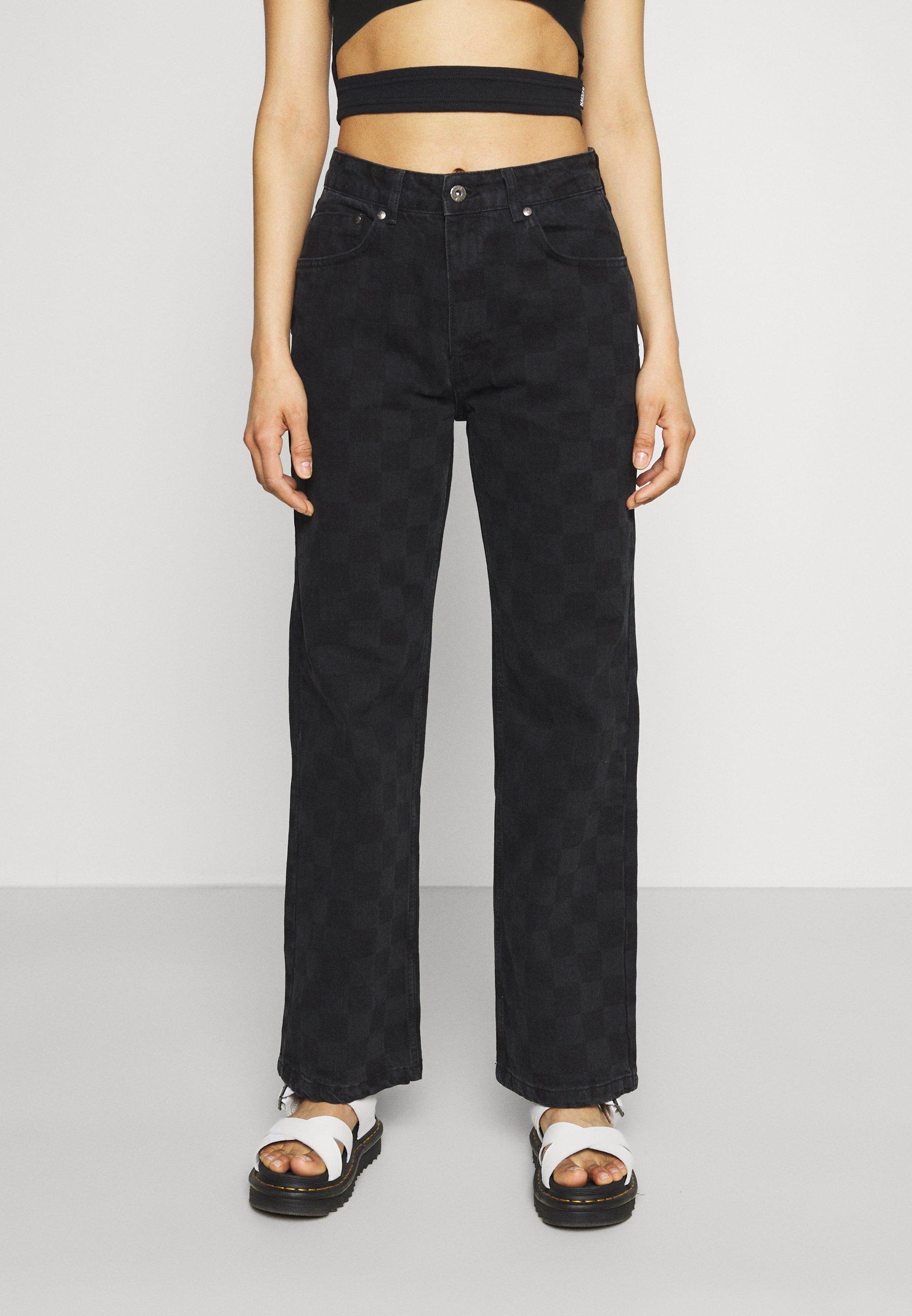 Women ROOK - Straight leg jeans