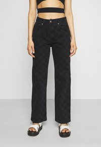 The Ragged Priest - ROOK - Straight leg jeans - charcoal - 0