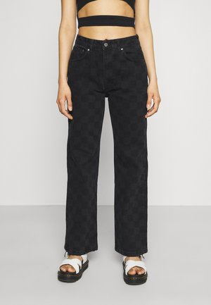 ROOK - Jeans straight leg - charcoal