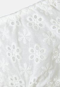 Cotton On Body - BRODIE GATHERED CROP BRASILIANO - Underwear set - white - 4